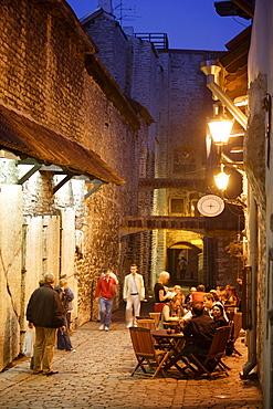 Restaurant Controvento, Vene street, Tallinn, Estonia