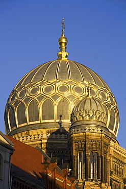 Jewish Synagoge, Oranienburgerstrasse, Berlin