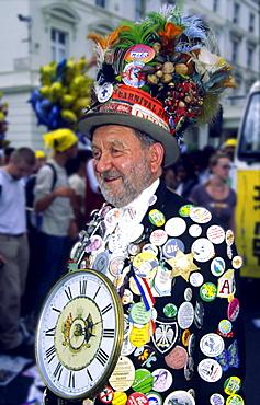 UK, London, Notting hill carnival