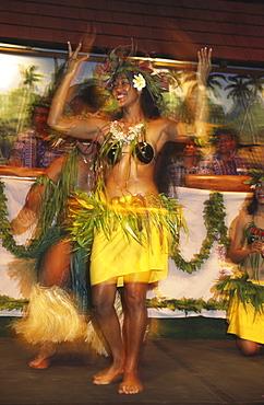 South pacific, Cook Islands, Aitutaki