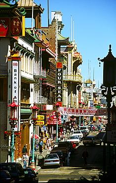 USA CA San Francisco Chinatown