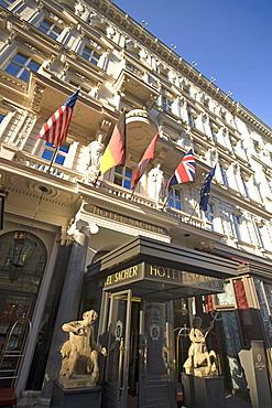 Vienna Austria Hotel Sacher