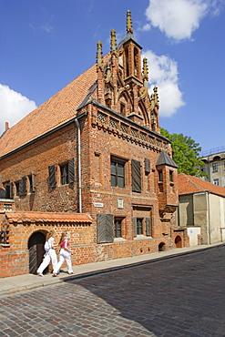 Perkunas house, Kaunas, Lithuania