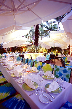 Wish Restaurant at The Hotel, South Beach, Miami, Florida, USA
