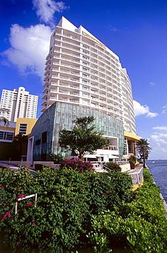 Hotel Mandarin Oriental Miami, Downtown, Miami, Florida, USA