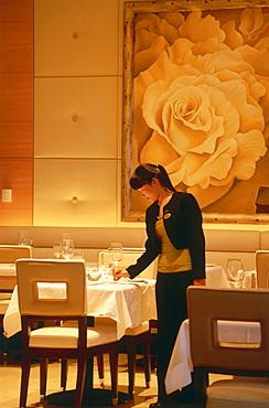 Hotel Acqualina Resort, Restaurant Aaria, Sunny Isles Beach, Miami, Florida, USA