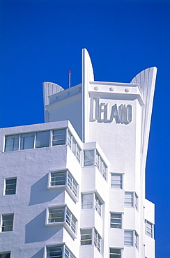 Hotel Delano, Collins Avenue, South Beach, Miami, Florida, USA