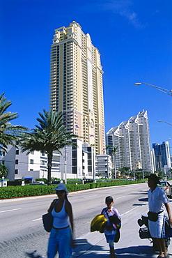 Hotel Acqualina Resort, Sunny Isles Beach, Miami, Florida, USA