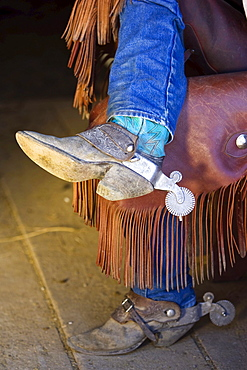 cowboy boots, wildwest, Oregon, USA