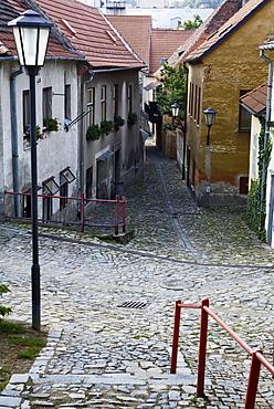 Jewish District, Trebic, Czech Republic