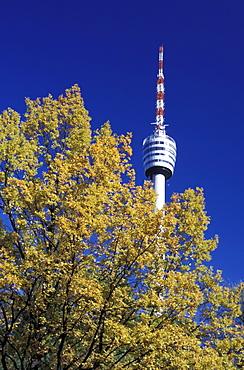 Television Tower, Stuttgart, Baden-Wurttemberg, Germany