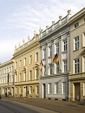 Behnhaus Art Museum, Hanseatic City of Luebeck, Schleswig Holstein, Germany