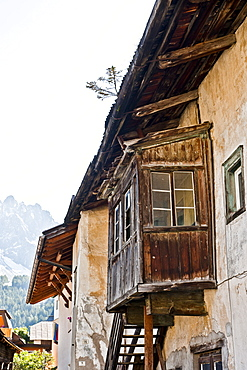 Farmhouse in Bruneck, Puster Valley, South Tyrol, Italy
