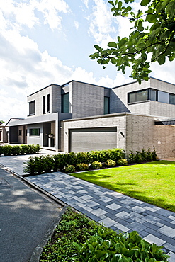 One-family house, Neuenkirchen, North Rhine-Westphalia, Germany