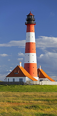 Westerhaven lighthouse, Schleswig-Holstein, Germany