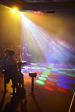 Dancefloor, Bunker Feldstrasse, Hamburg, Germany