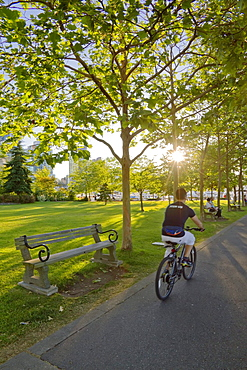 Harbour Green Park, Vancouver, British Columbia, Canada