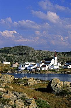 St. Andrews Anglican Church, Fogo Island, Fogo NewFoundLand & Labrador.