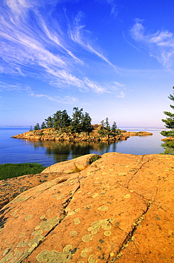 Killarney Provincial Park, Georgian Bay Ontario.
