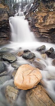 Tangle Falls, Jasper National Park, Alberta