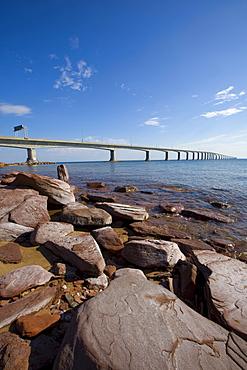 Confederation Bridge, Caribou, New Brunswick