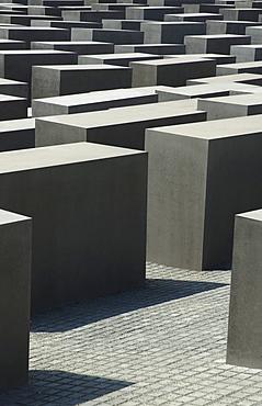 Stelae of the Memorial to the Murdered Jews of Europe, Berlin, Germany