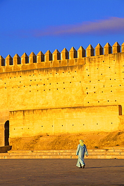 City Wall, Fez, Morocco, North Africa, Africa