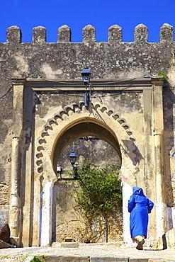 Bab El Assa, Kasbah, Tangier, Morocco, North Africa, Africa