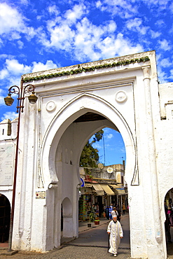 Bab El Fahs, Tangier, Morocco, North Africa, Africa