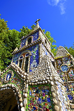 Little Chapel, St. Andrew, Guernsey, Channel Islands, United Kingdom, Europe