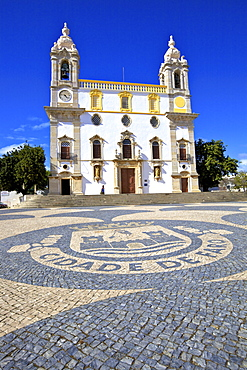 Igreja do Carmo, Faro, Eastern Algarve, Algarve, Portugal, Europe