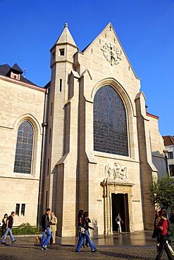 Eglise St Nicholas, Brussels, Belgium, Europe