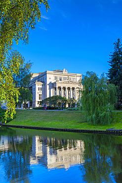 The Latvian National Opera House, Riga, Latvia, Europe