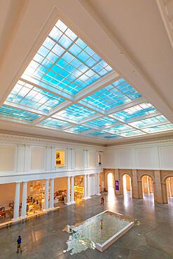 Interior of The Palais des Beaux-Arts de Lille, Lille, France