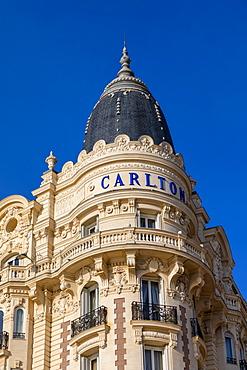 InterContinental Carlton Cannes Hotel, Cannes, Alpes-Maritimes, Provence, Cote d'Azur, France, Mediterranean, Europe