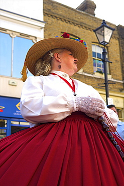 Dickens Festival, Rochester, Kent, England, United Kingdom, Europe