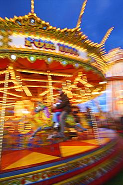 Goose Fair, Nottingham, Nottinghamshire, England, United Kingdom, Europe