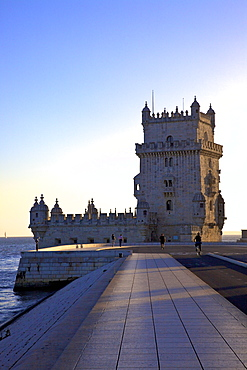 Torre de Belem, Belem, Portugal, South West Europe