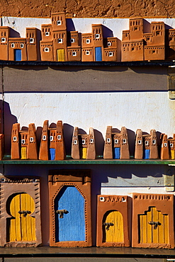 Souvenirs, Ait-Benhaddou Kasbah, Morocco, North Africa, Africa