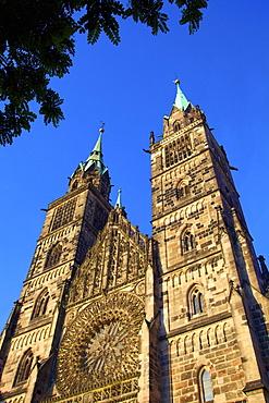 St. Sebald Church (St. Sebaldus Church), Nuremberg, Bavaria, Germany, Europe