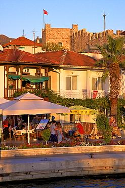 Marmaris Restaurants, Marmaris, Anatolia, Turkey, Asia Minor, Eurasia
