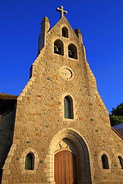 Sacred Heart Church, St. Aubin, Jersey, Channel Islands, Europe