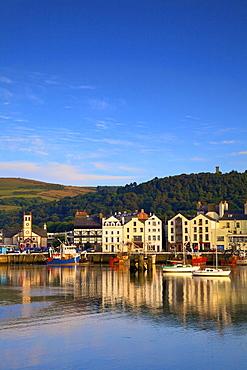 Ramsey Harbour, Ramsey, Isle of Man, Europe