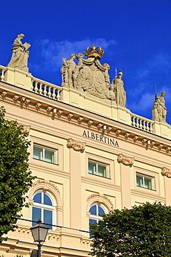 Albertina, Vienna, Austria, Europe