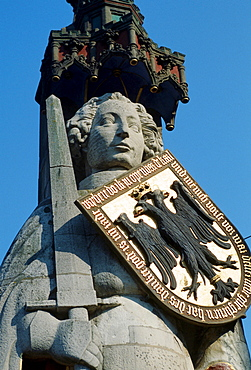 Statue of Roland, Bremen, Germany