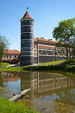 Castle Panemune, Lithuania, Baltic states, Europe