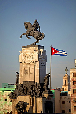 monument Antonio Maceo on Malecon, Havana, Cuba, Caribbean