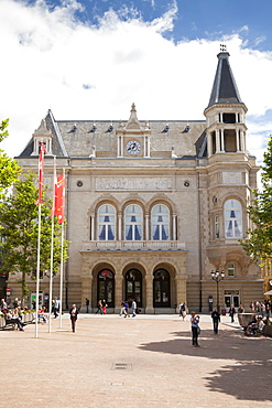 City palace, Place D Armes, Luxembourg