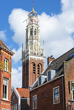 Vroonhof church, Haarlem, North Holland, The Netherlands, Europe
