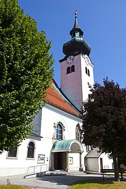 Seewalchen am Attersee, Attersee, Oberosterreich (Upper Austria), Austria, Europe